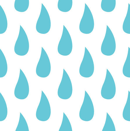 rainfall: rainfall blue background. raindrop texture or wrapping. Vector Illustration