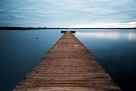 long: Long pier
