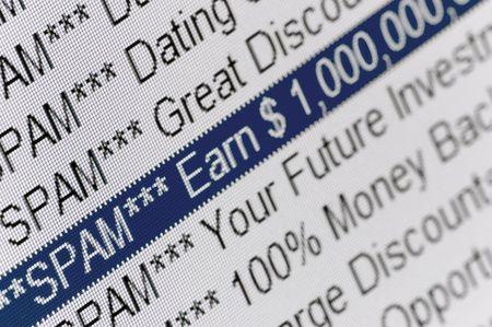 Spam Folder Listing Macro Carefully Retouched