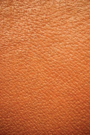 Brown leather texture, wide macro, suitable as a background, etc. photo