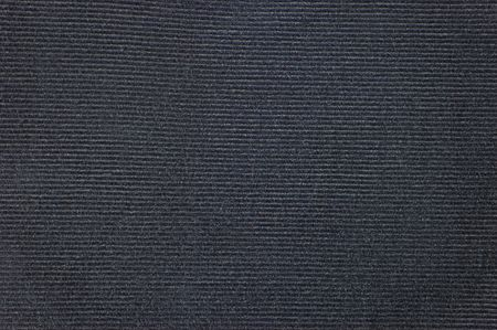 Black Detailed Corduroy Texture Background Stock Photo