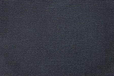 Fondo de textura de Corduroy detallada negro  Foto de archivo