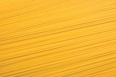 Traditional spaghetti pasta closeup background, large and detailed Stock Photo - 6809851