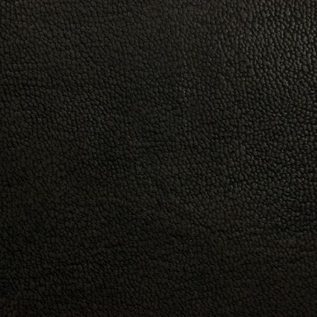 Old natural dark brown black grunge grungy leather texture background, macro closeup