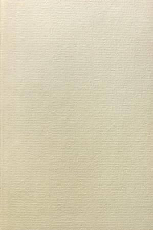 bordi: Carta cotone Rag, sfondo naturale trama, copyspace verticale in seppia beige