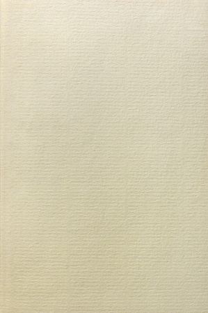 Cotton Rag paper, natural texture background, vertical copyspace in beige sepia Stock Photo - 8832629