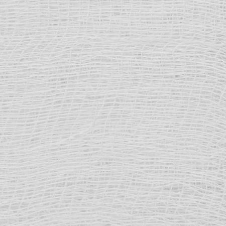 curitas: Blanca venda de gasa m�dica textura, abstracta textura de fondo macro de primer plano, tela natural de lino de algod�n, copia espacio