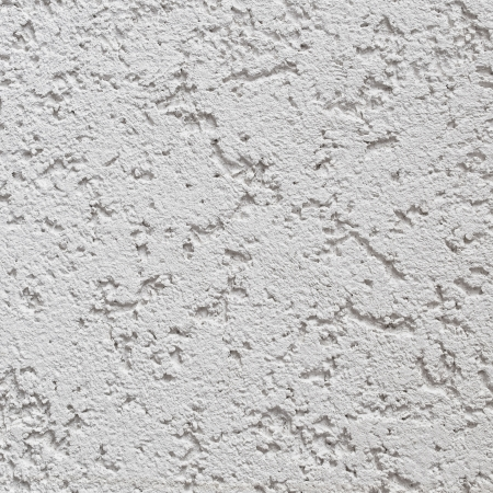 Light Grey Wall Stucco Texture, Detailed Natural Gray Coarse Rustic Textured Background, Concrete Copy Space Stock Photo - 15419711