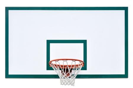 college basketball: Basketball hoop cage