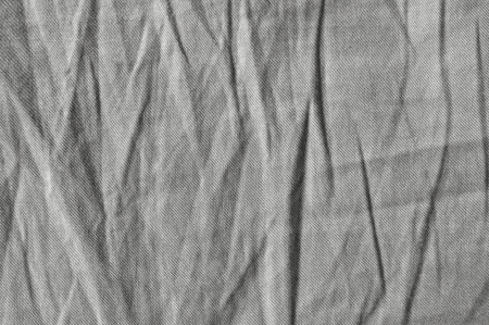chinos: Natural Light Linen Plus Cotton Chinos Texture, Detailed Closeup, rustic crumpled vintage textured stone wash fabric burlap diagonal twill canvas pattern background in white black grey, vertical, copy space Stock Photo