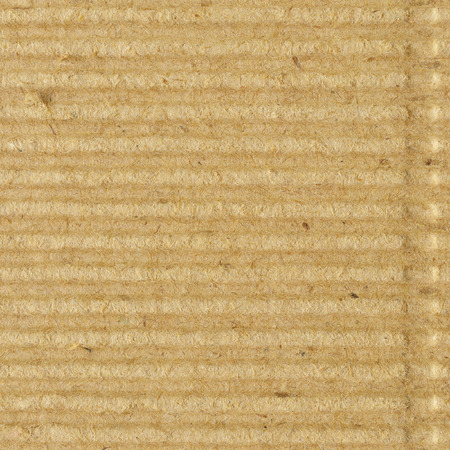 goffer: Corrugated cardboard goffer paper texture bright rough old recycled goffered crimped textured blank empty grunge copy space background large aged detailed grungy macro closeup vertical taupe grey gray brown tan yellow beige detail horizontal ridges groove