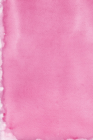 sassy: Pink natural handmade aquarelle painting texture pattern, vertical textured watercolor paper macro closeup copy space background, large detailed sheet