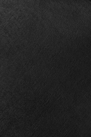 verticales: Brillante Natural Negro de fibra de lino Textura, Grande Primer plano detallado Macro, vintage textura de la tela de fondo rústica tela de arpillera, patrón diagonal, vertical, espacio de la copia