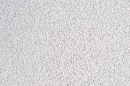 Gris clair Beige Crépis mur Stucco Texture, détaillée fond gris naturel grossier Style rustique Texture, Motif de Plâtre Béton Horizontal Détail, Espace blanc, Espace copie vide