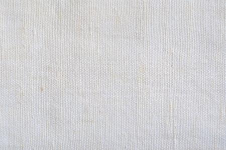linens: Natural Bright White Flax Fiber Linen Texture, Detailed Macro Closeup, rustic crumpled vintage textured fabric burlap canvas pattern, vertical beige copy space