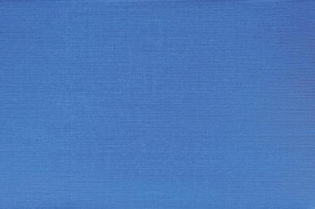 Natural Bright Blue fibra di lino libro di panno Binding struttura del reticolo, Grande primo piano Macro dettagliata, sfondo texture vintage tessuto tela ruvida tela, vuoto vuoto orizzontale Copy Space