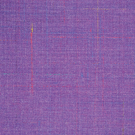 fleece: Violet Vintage Tweed Wool Fabric Background Texture Pattern, Large Detailed Horizontal Textured Macro Closeup, Purple, Yellow, Blue, Red, Green Stripe Mixture Detail, Rough Casual Style Textile Stock Photo