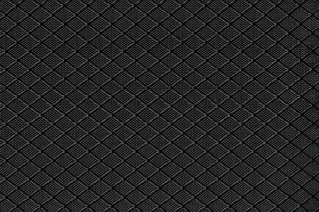 textured: Black Nylon Fabric Background Texture, Large Detailed Textured Horizontal Macro Closeup Pattern, Textile Copy Space
