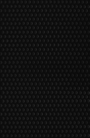 Black abstract dot texture pattern background, large detailed vertical textured macro closeup, natural blank empty copy space, multiple dots Reklamní fotografie