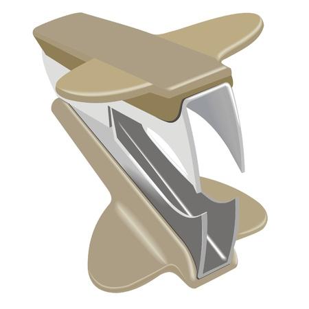 Antistapler Stock Vector - 10300258