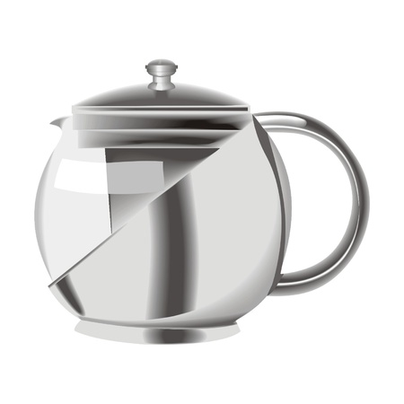 teapot Stock Vector - 10299770