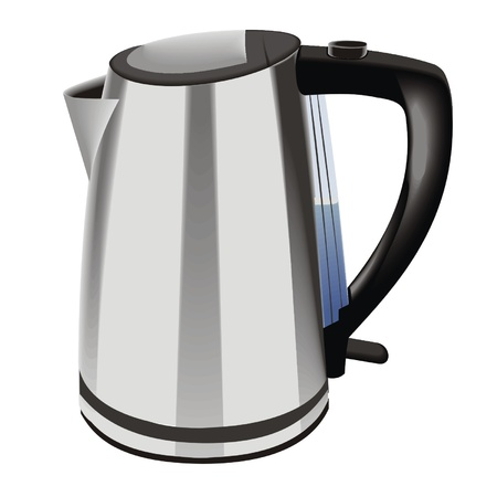 teapot Stock Vector - 10300260