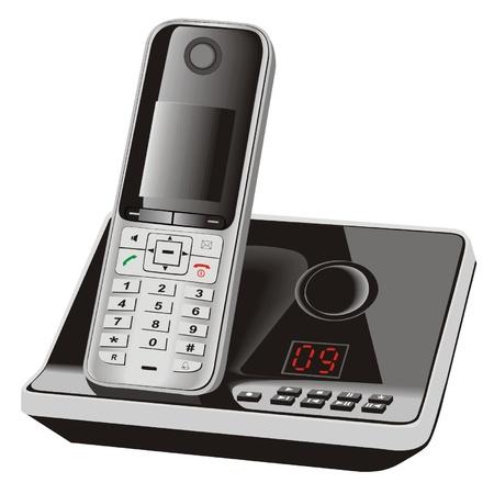 telephone Stock Vector - 10299769