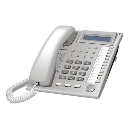 telephone Stock Vector - 10299782