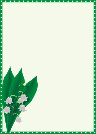 lily_of_the_valley Vector