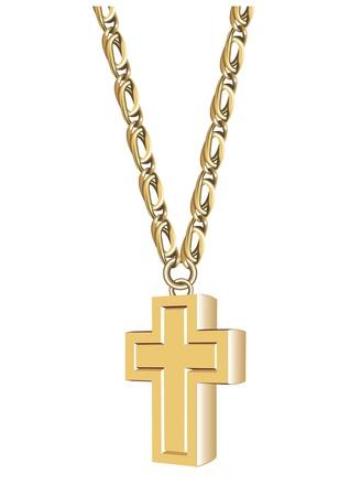 jain: cross Illustration