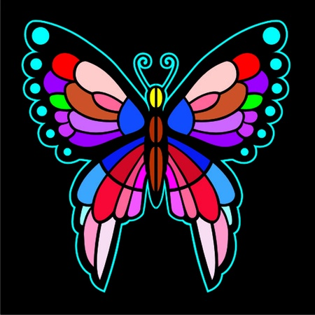 butterfly Stock Vector - 13058243