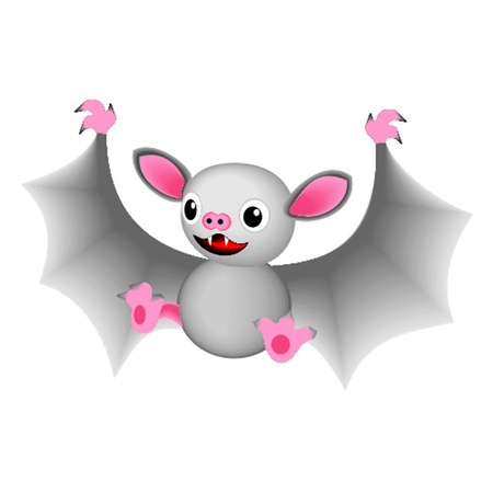 night bat Vector