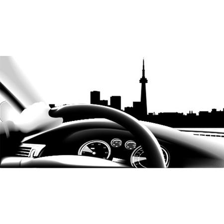 gearstick: travel Illustration