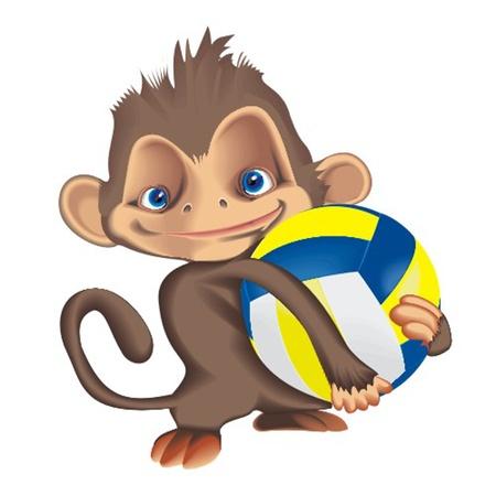 monkey Stock Vector - 13324878