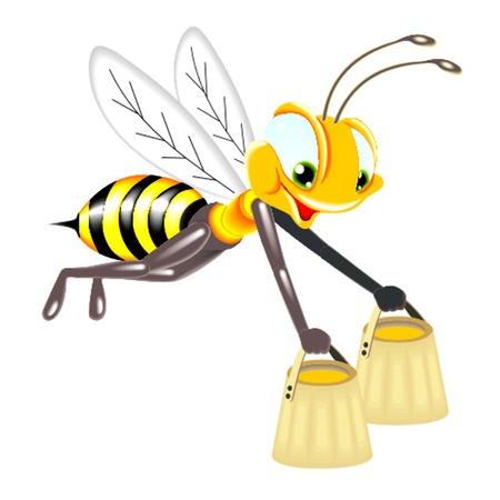 abeja Vectores