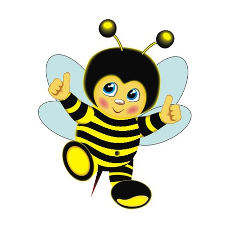 studious: bee