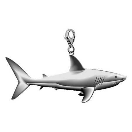 shark_key_fob Illustration