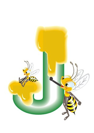 letter J Stock Vector - 13330268