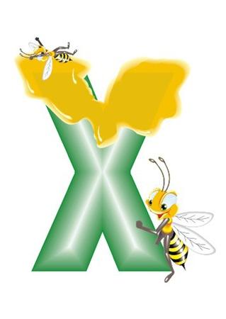letter X Stock Vector - 13330263