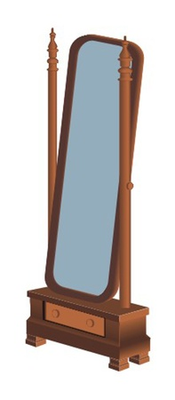 pier-glass