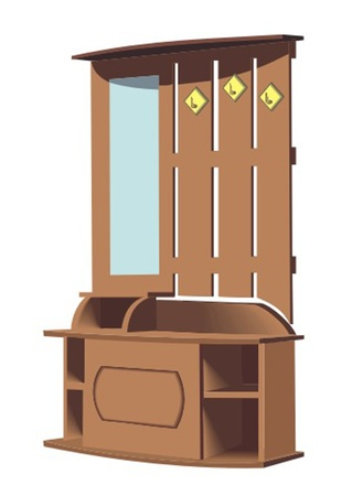 closet door: wardrobe