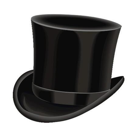 top hat: hat Illustration