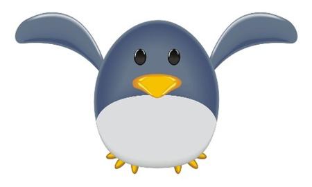 penguin Stock Vector - 13330125