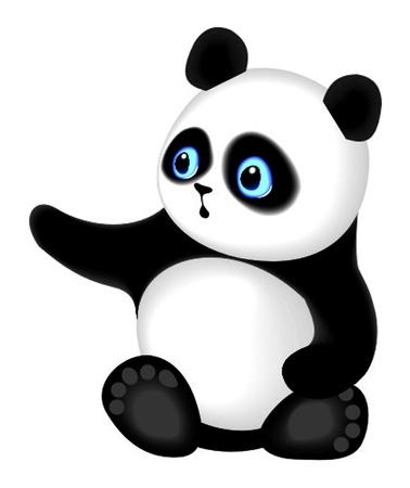panda Stock Vector - 13336008