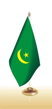 congress: flag_Mauritania