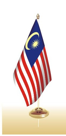 monarchy: flag_Malaysia