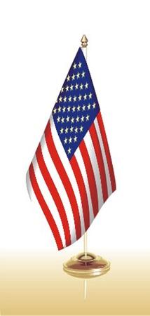 flag_USA Illustration