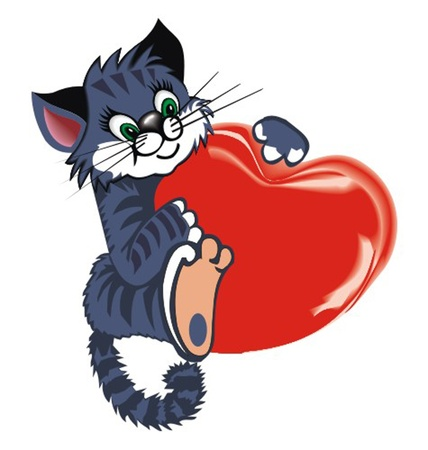 revelry: cat_with_heart