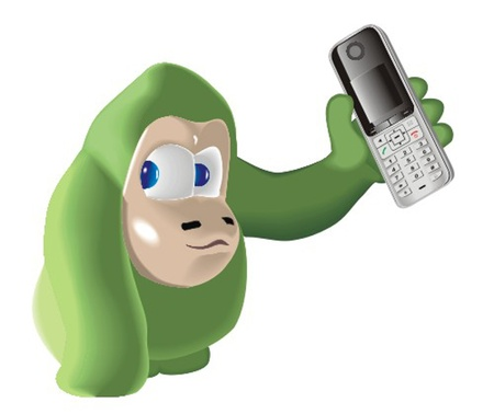 monkey_with_the_telephone