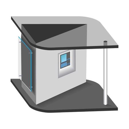 bankomat: ATM cash machine